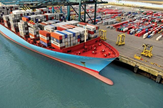 Ένα τεχνολογικά προηγμένο λιμάνι δημιουργείται στην Ταϊλάνδη