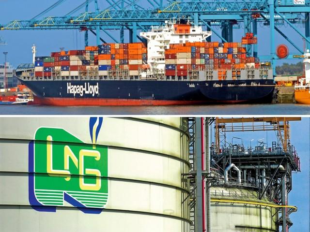 Η Hapag- Lloyd ψηφίζει LNG