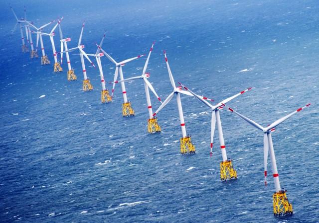 Κίνα: 25 νέα ενεργειακά έργα