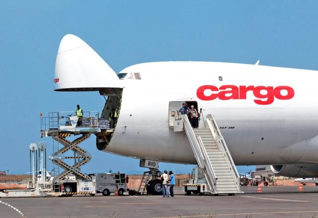 Οι cargo πτήσεις σε πρώτο πλάνο