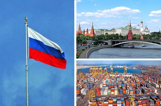 Σε νέες συμφωνίες ελεύθερου εμπορίου προχωρά η Ρωσία