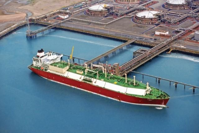 Στο απόγειό τους οι ρωσικές εξαγωγές LNG