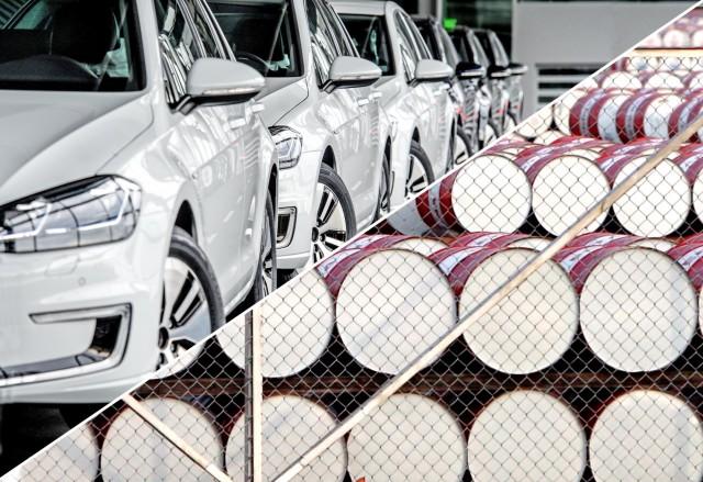 Τα ηλεκτρικά αυτοκίνητα «φρενάρουν» τη ζήτηση για πετρέλαιο