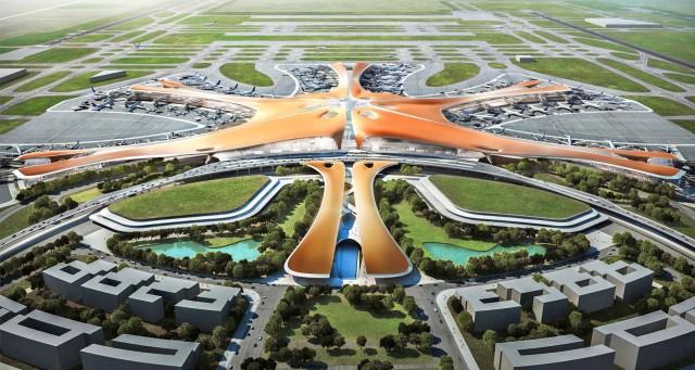 Στα σκαριά τα δύο μεγαλύτερα αεροδρόμια του κόσμου
