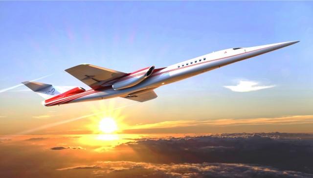 Νέας γενιάς υπερηχητικά αεροσκάφη εν όψει