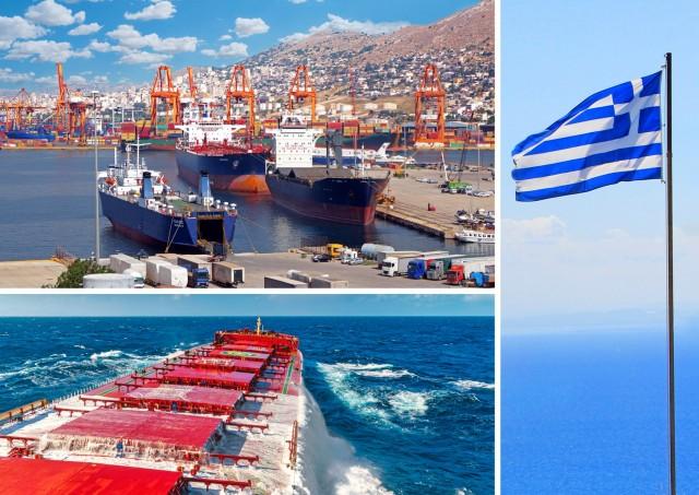 Aύξηση στις θέσεις εργασίας και στο εισαγόμενο συνάλλαγμα από τις ναυτιλιακές στην Ελλάδα