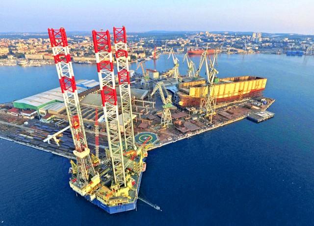 Τι συμβαίνει με την κροατική ναυπηγική βιομηχανία;