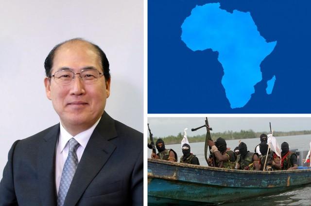 Στο στόχαστρο του IMO η θαλάσσια ασφάλεια της Αφρικής