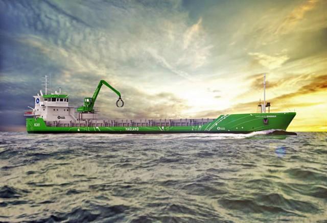Νέες λύσεις για την μείωση των αέριων ρύπων από τα πλοία
