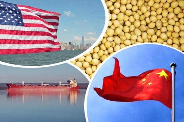 Οι συνομιλίες ΗΠΑ-Κίνας «κεφαλοποιούνται» στην αγορά ξηρού φορτίου