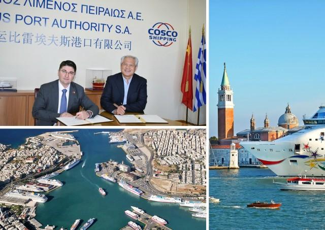 ΟΛΠ: Με το βλέμμα στην Βόρεια Αδριατική Θάλασσα