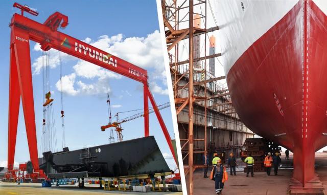 Έντονες αντιδράσεις προκαλεί η επικείμενη συγχώνευση των ναυπηγείων HHI-DSME