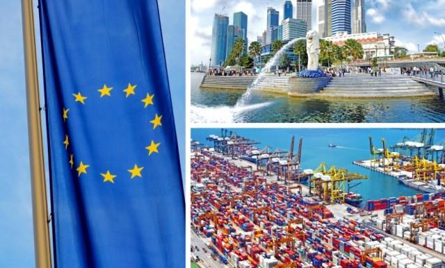 Άνοιγμα της ΕΕ στην αγορά της νοτιοανατολικής Ασίας