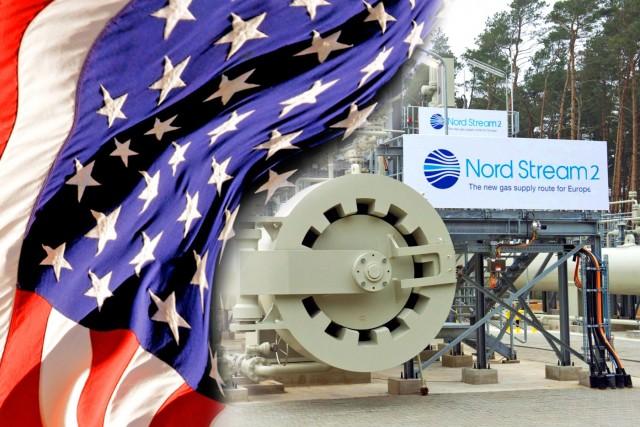 «Eπίθεση» ΗΠΑ στη Ρωσία λόγω Nord Stream 2