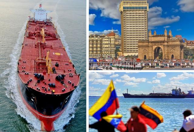 Βενεζουέλα: Στρέφει τις εξαγωγές πετρελαίου της προς την Ινδία μετά τις αμερικανικές κυρώσεις