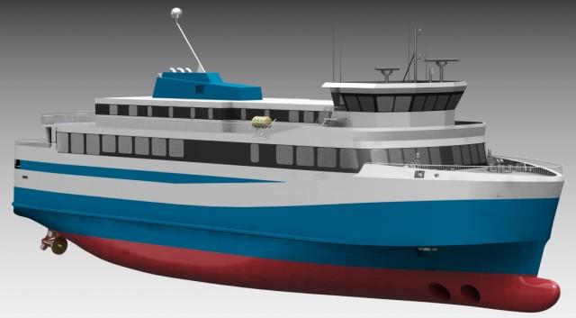 Εντός του 2019 το πρώτο ηλεκτρικό ferry στην Ισλανδία