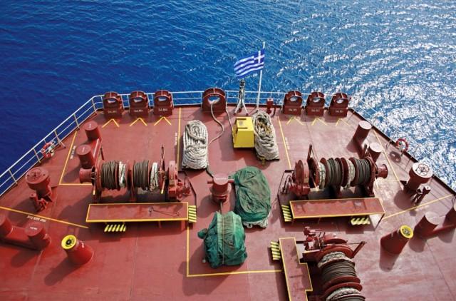 Πώς διαμορφώνεται η δύναμη του ελληνικού εμπορικού στόλου;