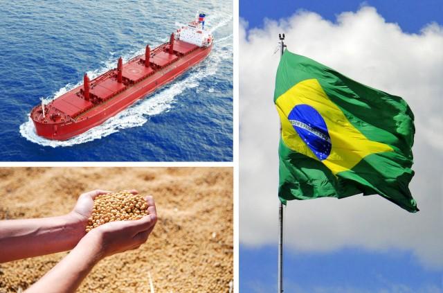 Βραζιλία: Η σόγια στο επίκεντρο κορυφαίων commodities traders