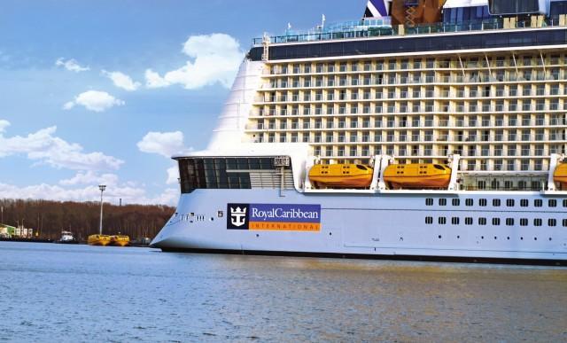 Ακόμα ένα μεγαθήριο κρουαζιερόπλοιο για την Royal Caribbean