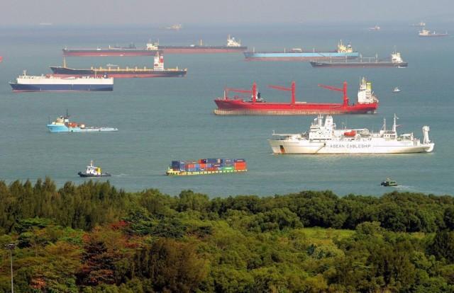 Ινδονησία-Σιγκαπούρη: Οι κρατήσεις πλοίων σημείο έντονης αντιπαράθεσης