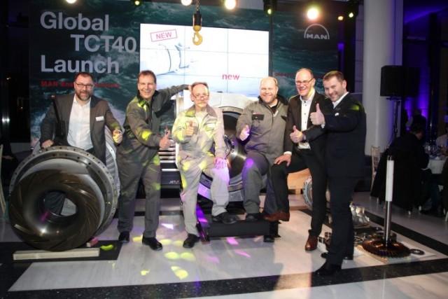 H ΜΑΝ Energy Solutions παρουσιάζει τη νέα γενιά στροβιλοσυμπιεστών TCT