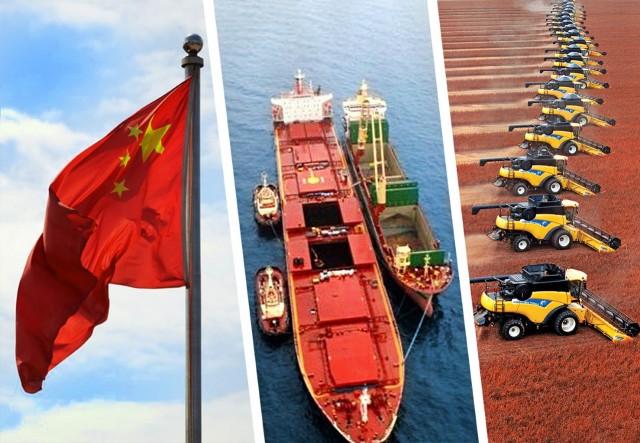 Σε νέες πηγές εισαγωγών αγροτικών προϊόντων στρέφεται η Κίνα