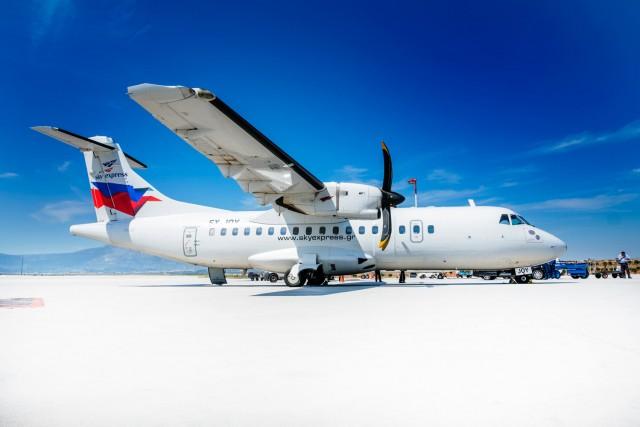 Τί συνέβη στην πτήση της Sky Express με προορισμό τη Λήμνο;