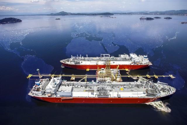 Σε τί επίπεδα κινήθηκε η παγκόσμια ζήτηση για LNG το 2018;
