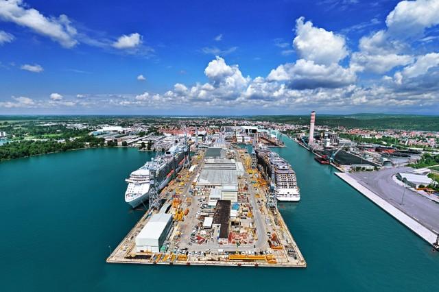 Οικονομική άνοδος για τα ναυπηγεία Fincantieri