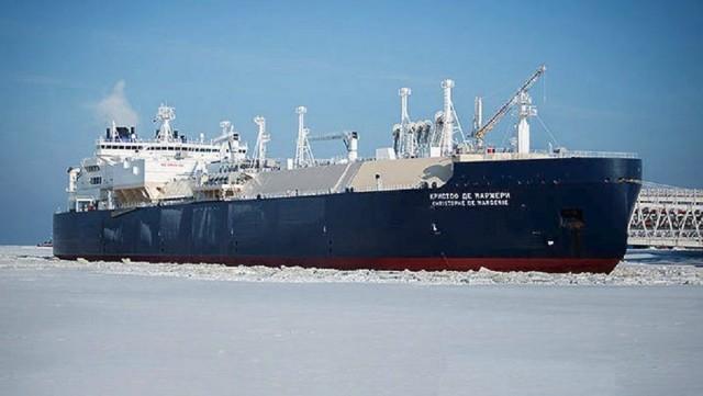 Η Ρωσία για πρώτη φορά κορυφαίος εξαγωγέας LNG προς την Ευρώπη