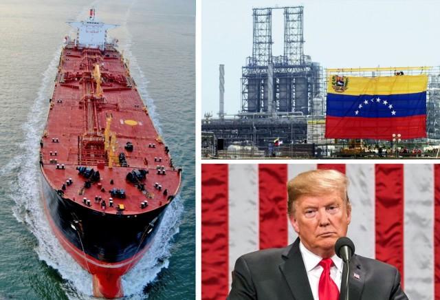 Οι αμερικανικές κυρώσεις στη Βενεζουέλα επηρεάζουν την πετρελαιοβιομηχανία της Κολομβίας