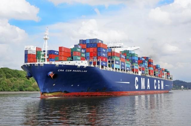 CMA CGM: Ώθηση από τον κλάδο των containers
