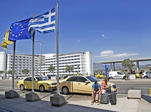 Άνοδος των αεροπορικών αφίξεων στην Ελλάδα