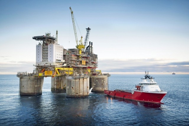 Equinor: Ανακάλυψη νέου κοιτάσματος πετρελαίου στην Βόρεια Θάλασσα