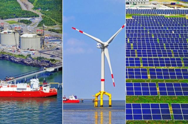 Οι ανανεώσιμες πηγές ενέργειας κερδίζουν έδαφος στην Γερμανία