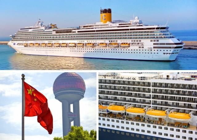 Ενισχύει την θέση της στην Κίνα η Costa Cruises