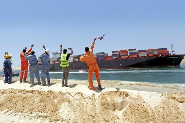 Ενίσχυση εσόδων για την Διώρυγα του Σουέζ