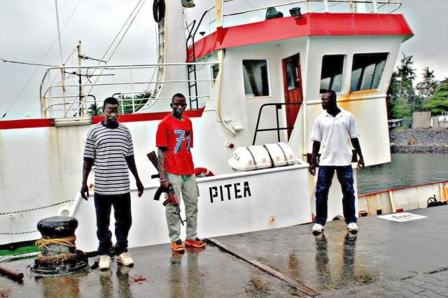 Σε κατάσταση εκτάκτου ανάγκης ο Κόλπος της Γουινέας