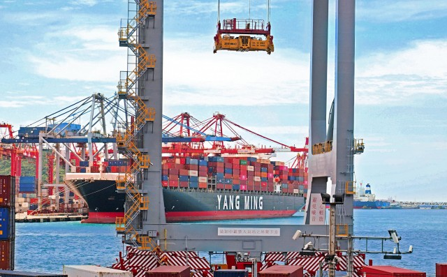 Σε νέες ναυλώσεις ULCS προχωρά η Yang Ming