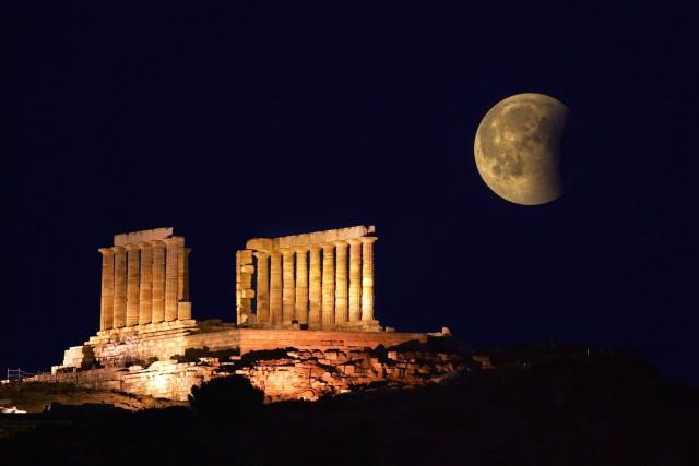 Οι σημαντικότεροι ναοί του Ποσειδώνα