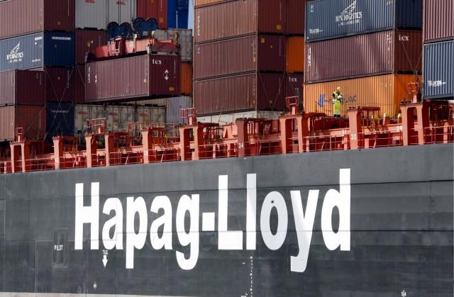 Χαμόγελα στην Hapag-Lloyd
