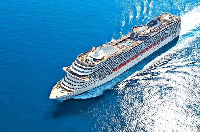 «MSC Bellissima»: το νέο κόσμημα της MSC Cruises