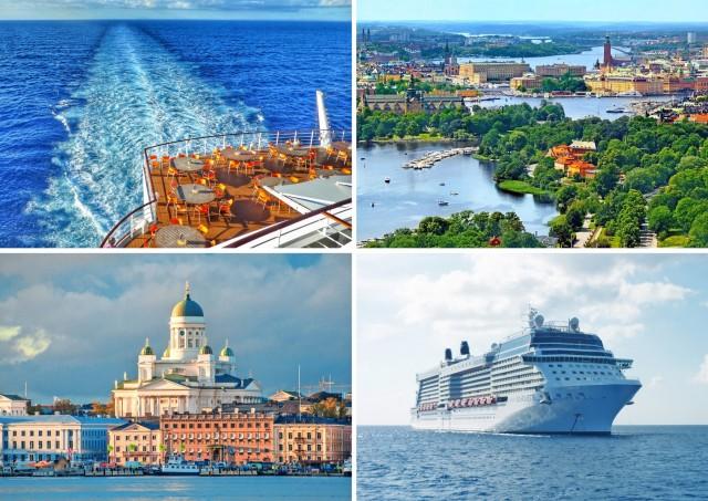 Ο θετικός αντίκτυπος της κρουαζιέρας στην οικονομία της Βαλτικής