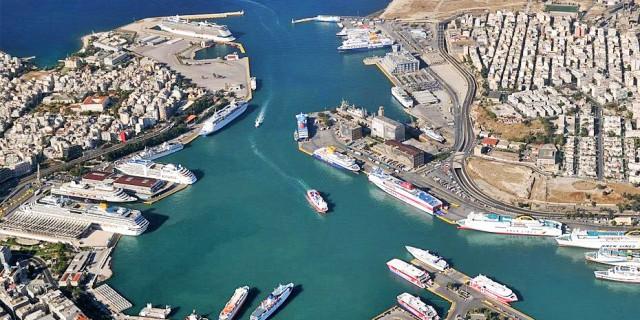 Αυξημένη η επιβατική και εμπορευματική κίνηση στα ελληνικά λιμάνια