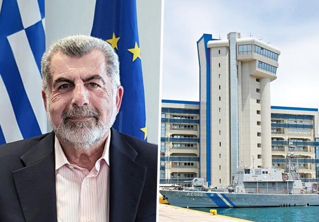 Νέος Γενικός Γραμματέας Αιγαίου και Νησιωτικής Πολιτικής