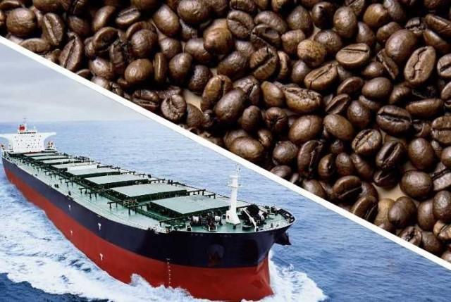 Βραζιλία: Μεγάλη αύξηση στις εξαγωγές καφέ