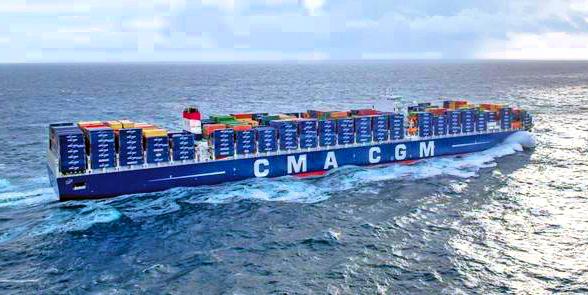 Επέλαση της CMA CGM στο Κέρας της Αφρικής