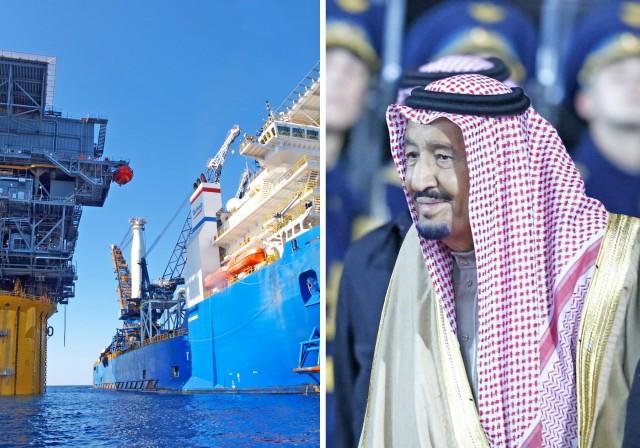 Νέες συνεργασίες προς την Κίνα αναζητά η Saudi Aramco