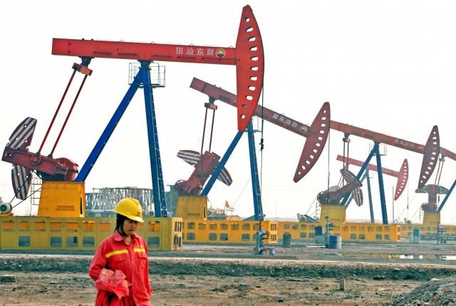 Ανησυχία στις παγκόσμιες αγορές πετρελαίου ελέω Κίνας