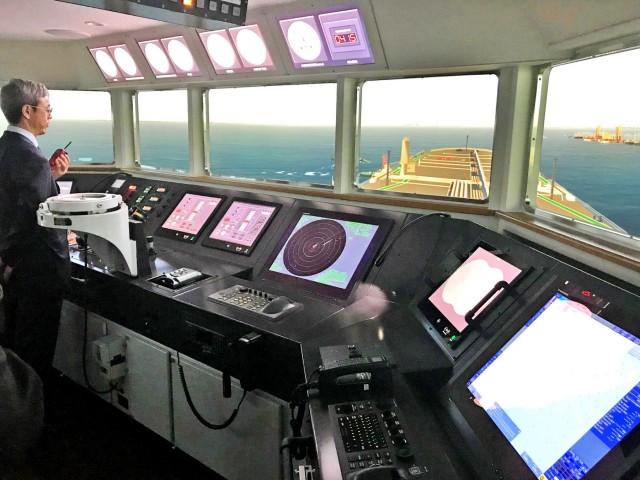 Ένα νέο σύστημα για την ασφαλέστερη πρόσδεση των πλοίων